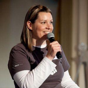 Sara Santiago Professional Speaking